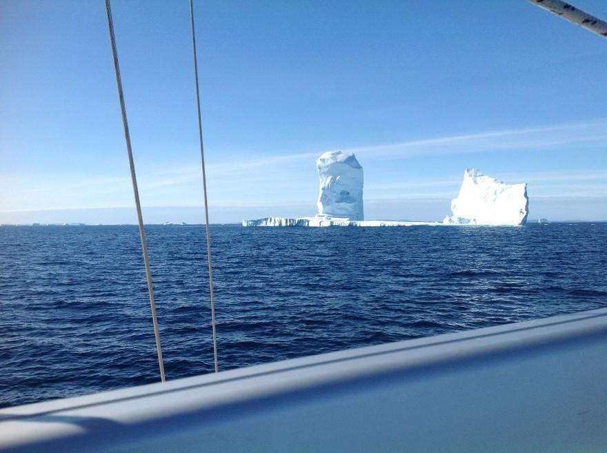 Iceberg-bae de Disco
