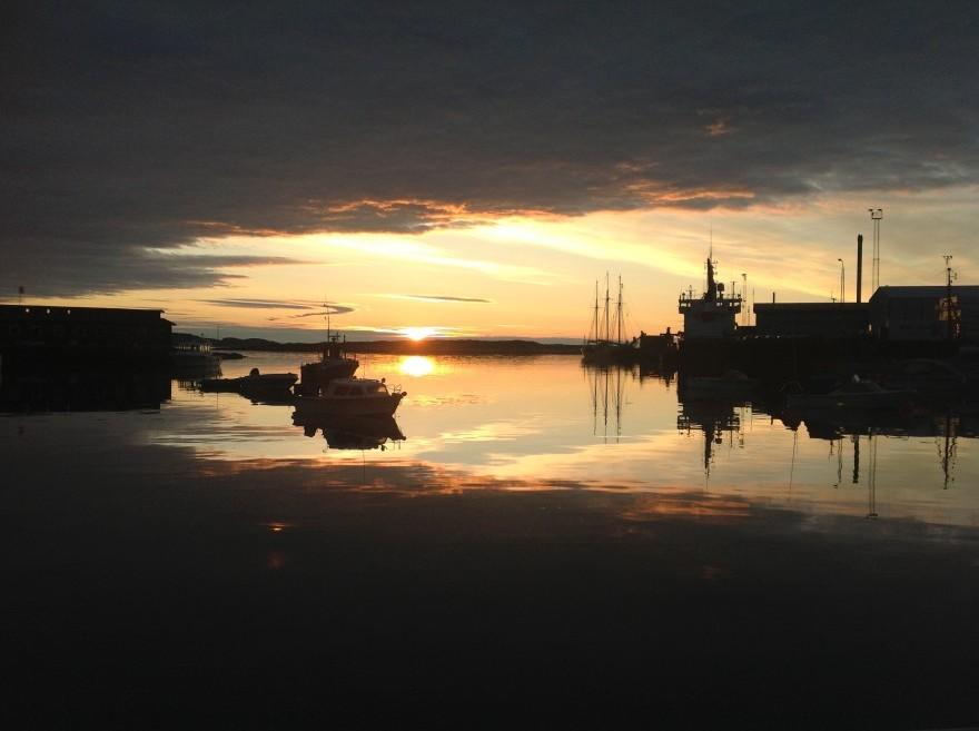 Port d'Egedemind - 19 juillet 2013